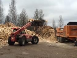 puidu purustus